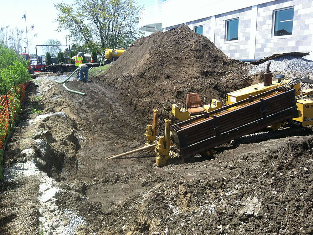 Horizontal Directional Drilling | Suffolk Water Connection Inc